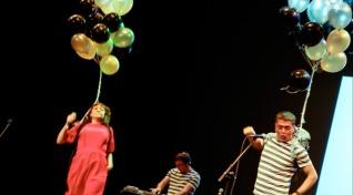 Concierto de L Kan para Guau Guau Shows en Conde Duque